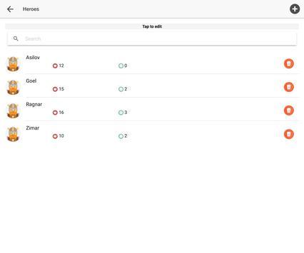 D&D Tool - Initiative Tracker screenshot 13