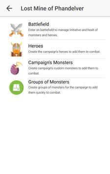D&D Tool - Initiative Tracker screenshot 2