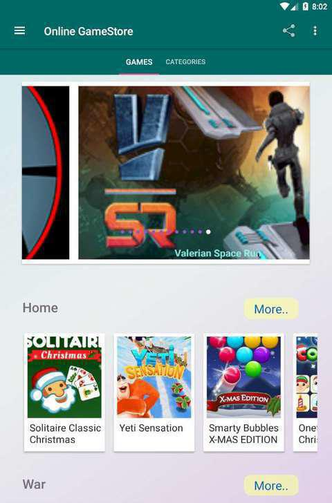 Game Store: All Online Games for Android - APK Download