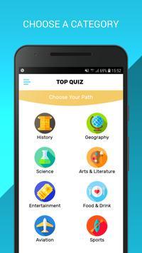 Top Quiz poster