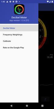 Decibel Meter(Sound Meter) screenshot 1