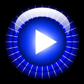 odtwarzacz wideo cały format ikona