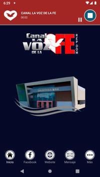 Canal La Voz de La Fe bài đăng