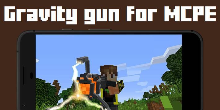minecraft pe gun mod map download