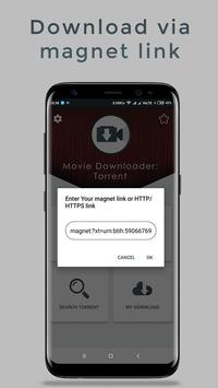 Torrent Movie Downloader screenshot 4