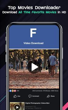 Free Video Downloader - Top Videos 포스터
