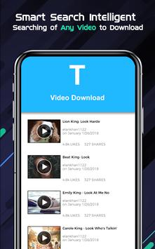 Pengunduh video gratis - Video Teratas screenshot 2