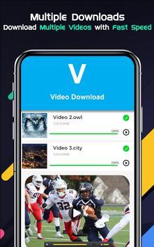 Free Video Downloader - Top Videos 스크린샷 4