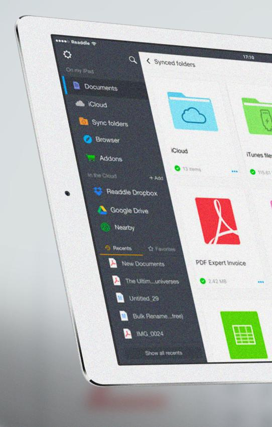 Documents by Readdle File Manager Documents Helper for
