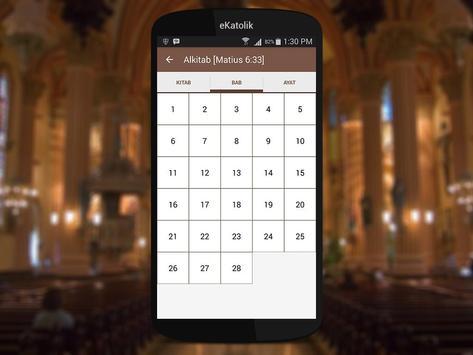 eKatolik Ekran Görüntüsü 3