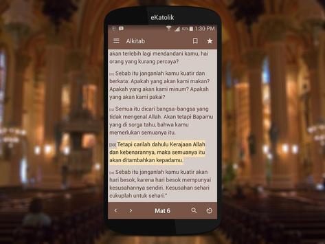 eKatolik Ekran Görüntüsü 1