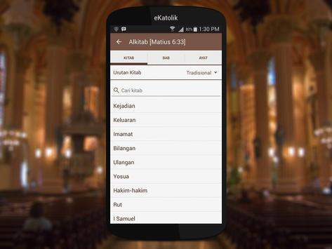 eKatolik Ekran Görüntüsü 2
