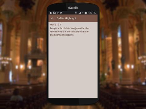 eKatolik Ekran Görüntüsü 5
