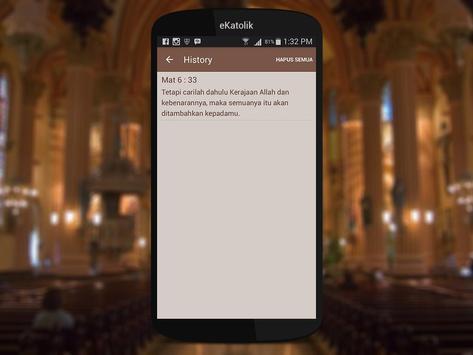 eKatolik Ekran Görüntüsü 6