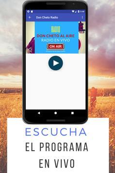 Don Cheto Al Aire Podcast Y Radio En Vivo For Android Apk Download