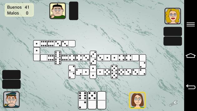 Partnership Dominoes screenshot 5