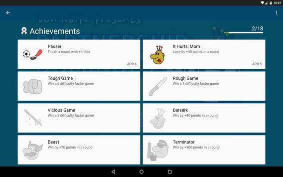 Partnership Dominoes screenshot 15