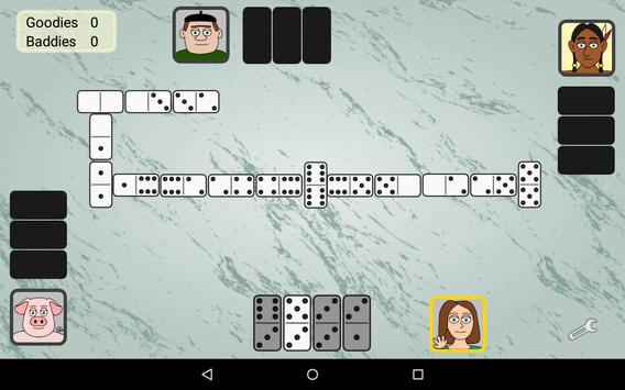 Partnership Dominoes screenshot 18