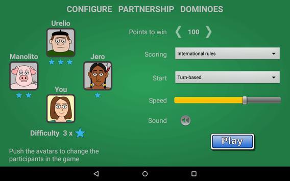 Partnership Dominoes screenshot 21