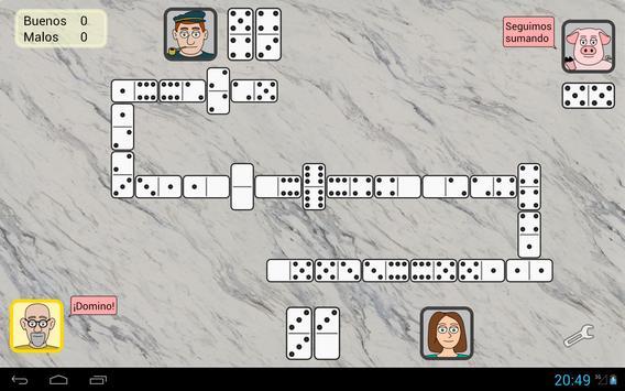 Dominó en Parejas captura de pantalla 12