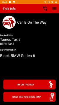 Taurus Taxis - Redditch screenshot 2