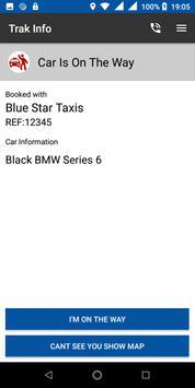 Blue Star Taxis screenshot 2