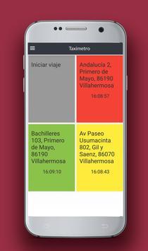 Taxímetro Colectivo screenshot 1
