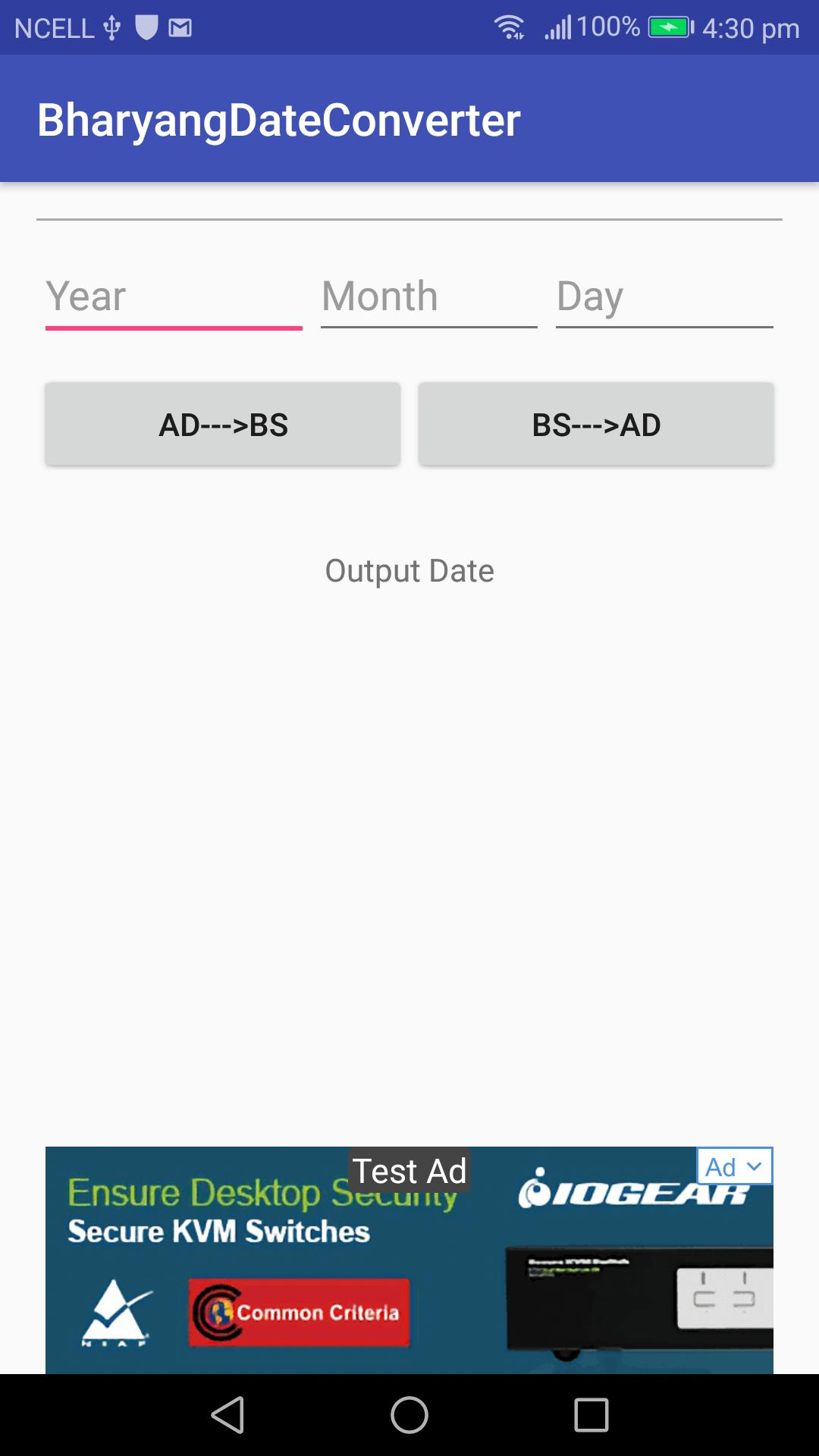 Hamro Nepali English Date Converter for Android - APK Download