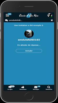 Envie d'Un Mec - Tchat live & Rencontres hommes screenshot 3