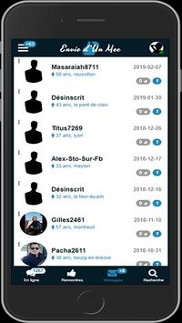 Envie d'Un Mec - Tchat live & Rencontres hommes screenshot 4