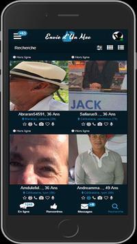 Envie d'Un Mec - Tchat live & Rencontres hommes screenshot 6