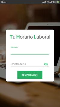 Tu Horario Laboral screenshot 1