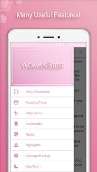 Daily Bible for Women & Devotion poster