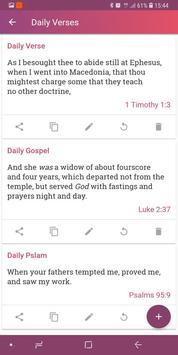 Daily Devotional Bible - Morning & Evening Offline screenshot 5