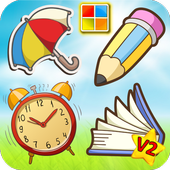 Daily Necessities Flashcard V2 icon