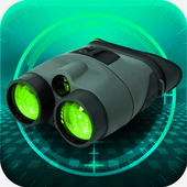 Night Vision 45x Zoom Binoculars Camera icon