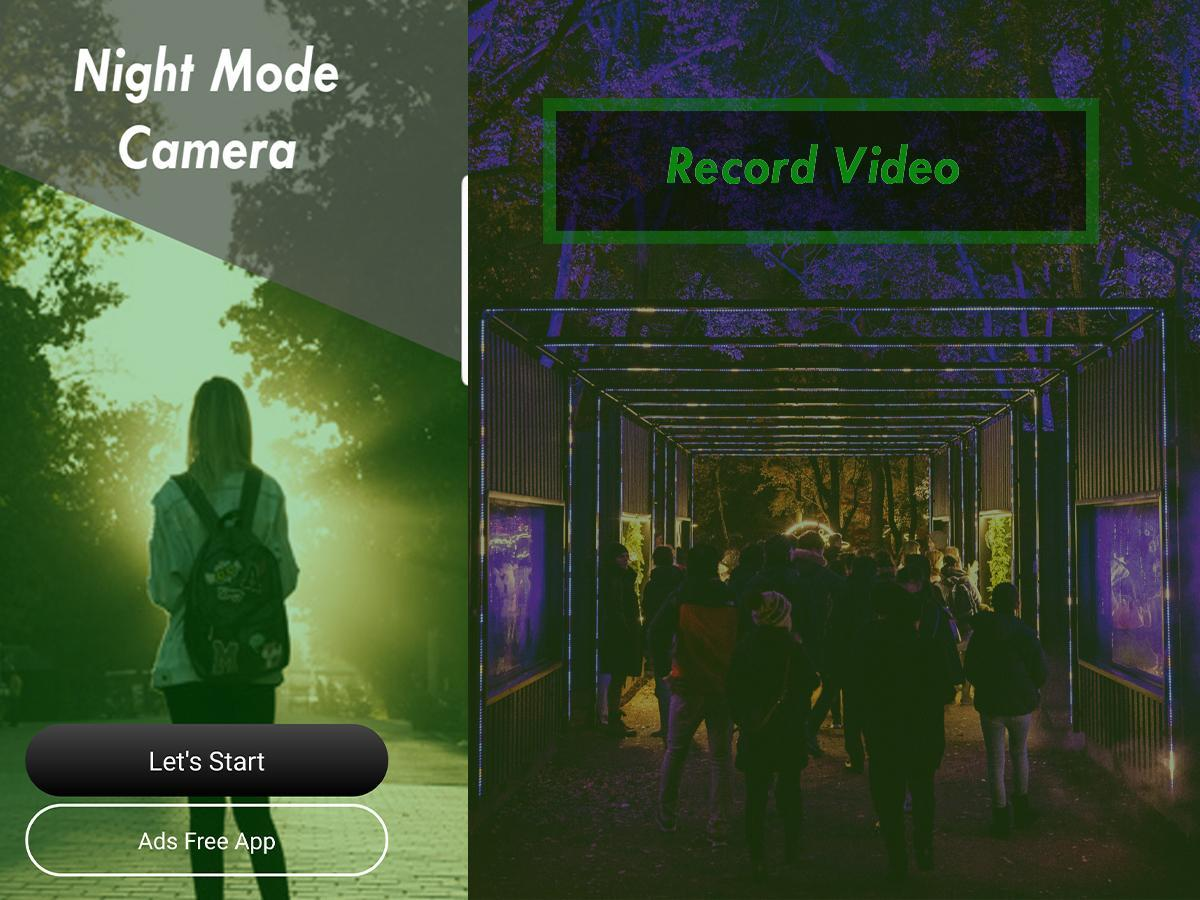Night Vision 45x Zoom Binoculars Camera for Android - APK