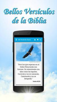 Versiculos Biblicos Diarios en Español Gratis Poster