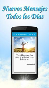Versiculos Biblicos Diarios en Español Gratis captura de pantalla 2