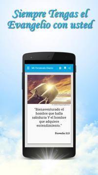 Versiculos Biblicos Diarios en Español Gratis captura de pantalla 4