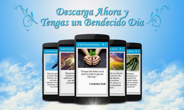 Versiculos Biblicos Diarios en Español Gratis captura de pantalla 6