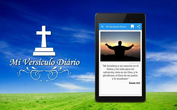 Versiculos Biblicos Diarios en Español Gratis captura de pantalla 8