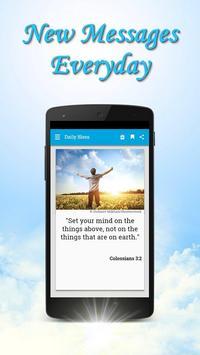 Daily Bible Verses and Prayers in English screenshot 2