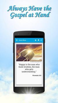 Daily Bible Verses and Prayers in English screenshot 3