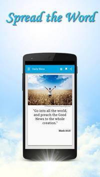 Daily Bible Verses and Prayers in English screenshot 5