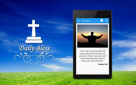 Daily Bible Verses and Prayers in English screenshot 8
