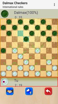 Checkers by Dalmax screenshot 5