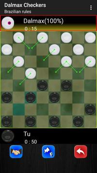 Checkers by Dalmax screenshot 7