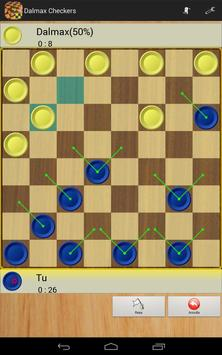 Checkers by Dalmax screenshot 15