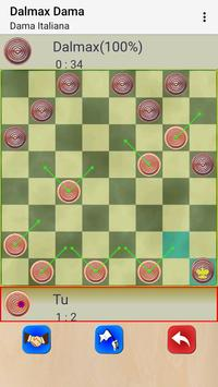 Checkers by Dalmax poster